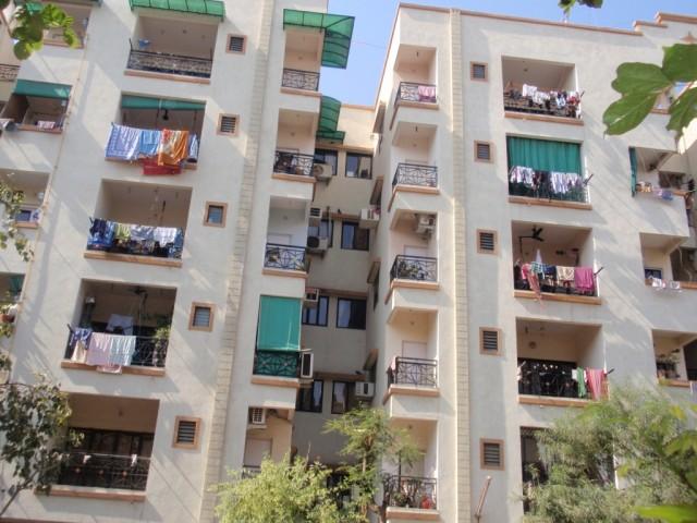 Жилые дома города Ахмедабад!