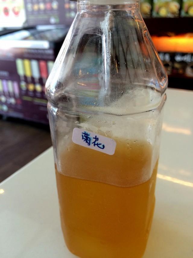 Хризантемовый чай