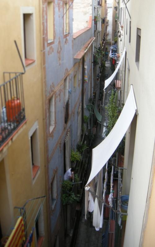 улица прилегающая к улице Принцесса, Барселона