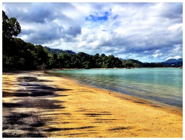 Black Sand Beach 01