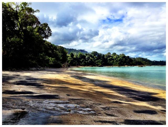Black Sand Beach 02
