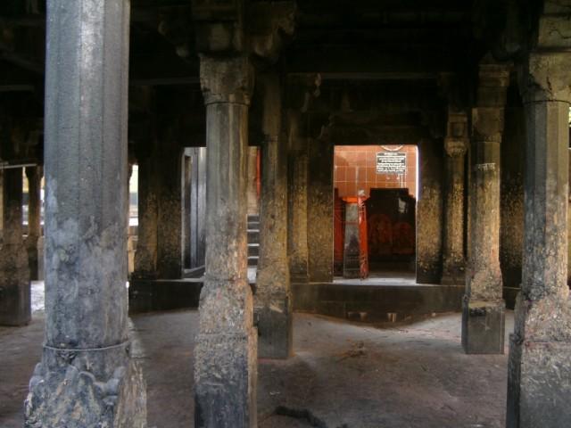храм Вишну, на месте где медитировал