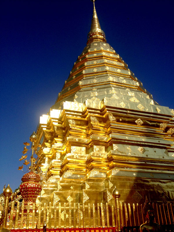 Moto trip_Doi Suthep Temple_03