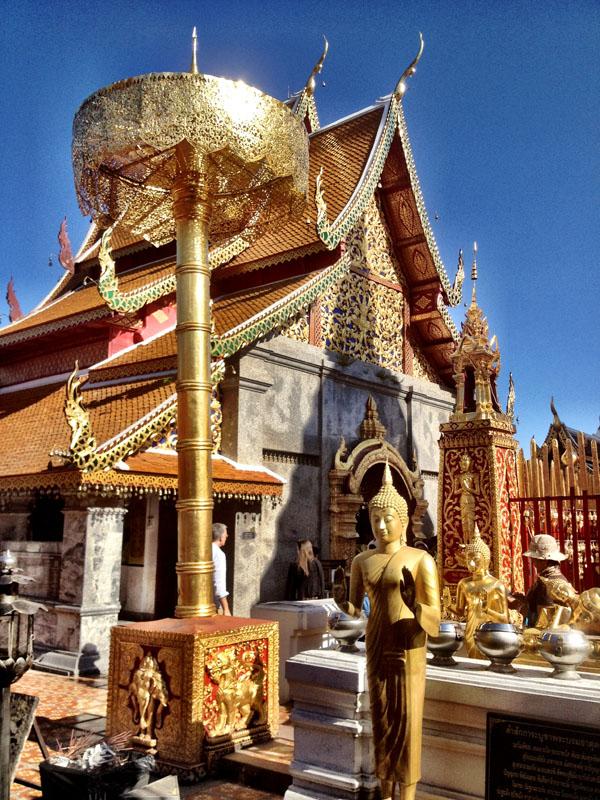 Moto trip_Doi Suthep Temple_06