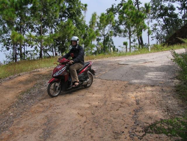 конец дороги