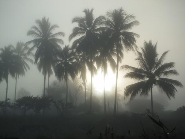 утром у Кхун Яма