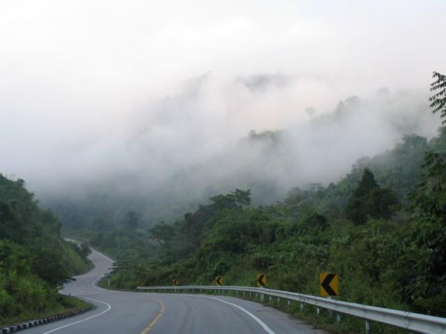 новая дорога от Мэ Сарианга до Мы Солита