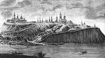 Древний остров-град Свияжск