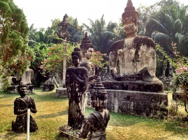 Будда-парк 2