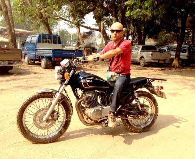 Honda CB 400 SS