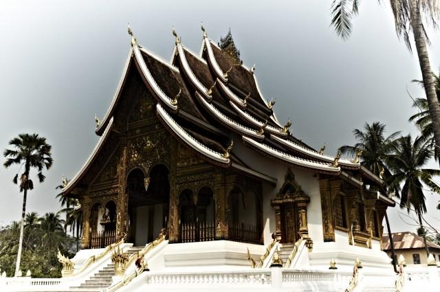 Лаосский храм