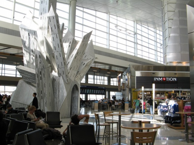 аэропорт Далласа