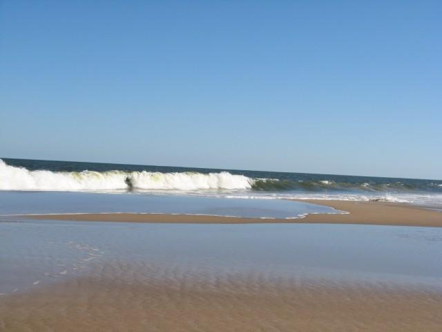 Пляж в Атлантиде