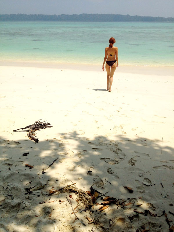 Хавелок. Пляж №5. 02