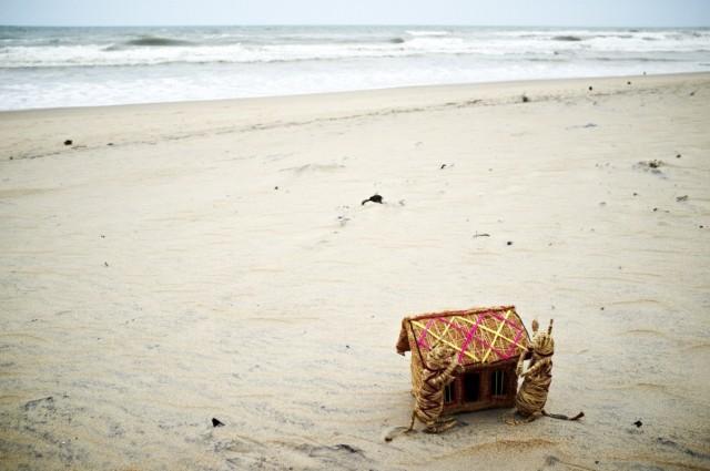 когда-то на берегу бенгальского залива