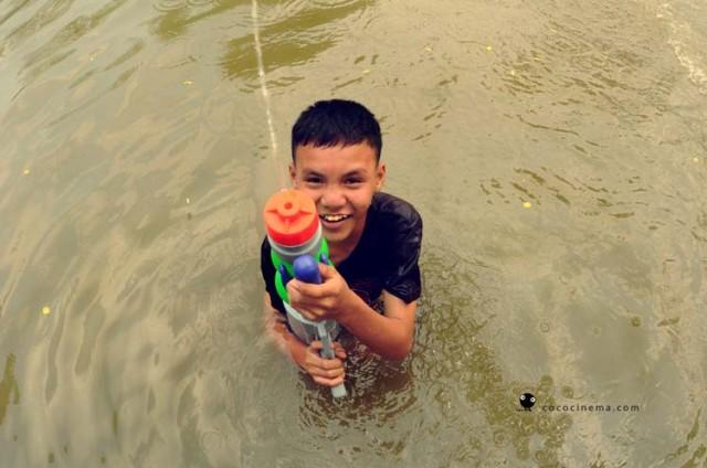 мокрые дни Сонгкрана