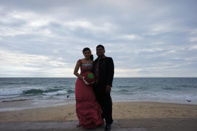 шри-ланкийская свадьба)