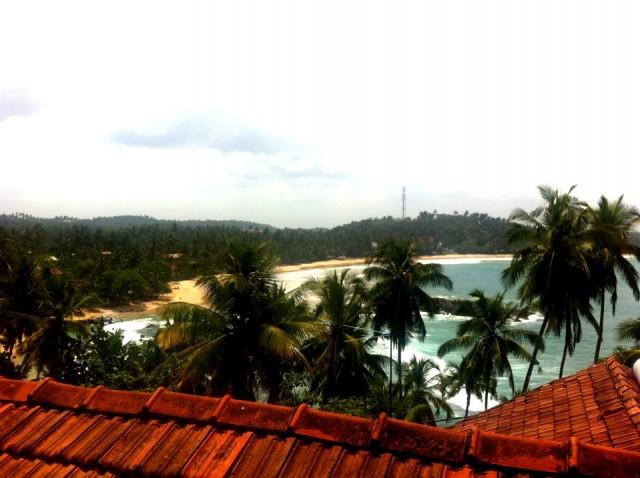 Мирисса 02. Вид с балкона