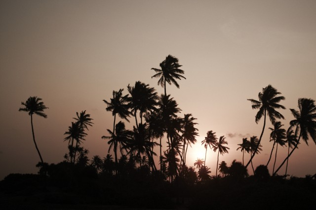 Райских закат