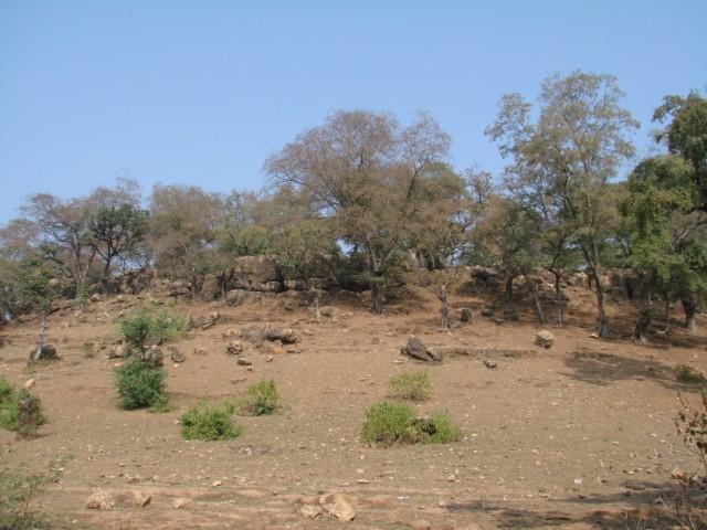 Калмангири Хилл, Читракут
