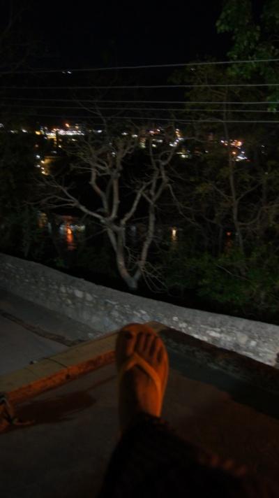 моя нога))