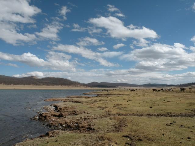 Южный берег озера-2