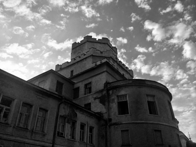 Новотихвинский монастырь