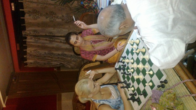 шахматные партии
