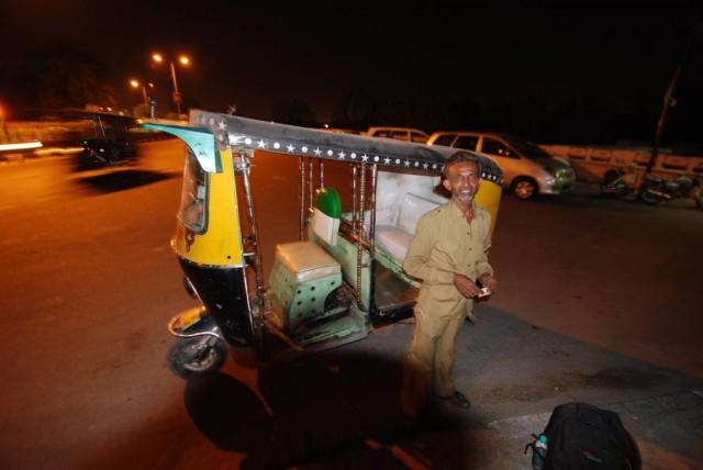 Раджастанский рикша
