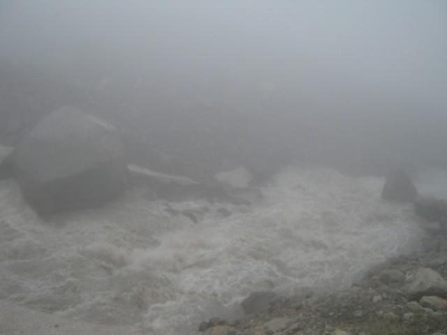 Парвати становится рекой
