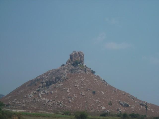 По дороге на Тирупати