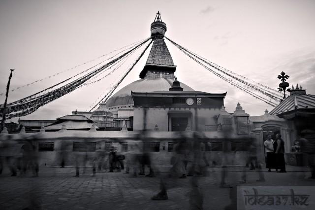 Вечерный Будданатх