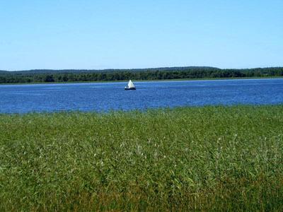 Падмозеро Карелия.
