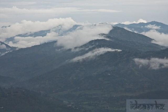 По дороге в Покхару