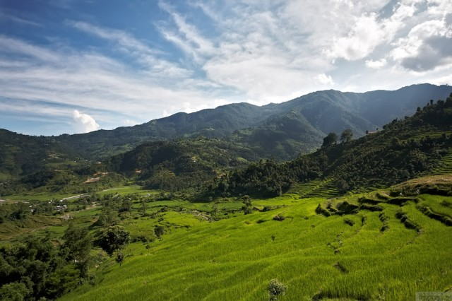 пейзажи Непала