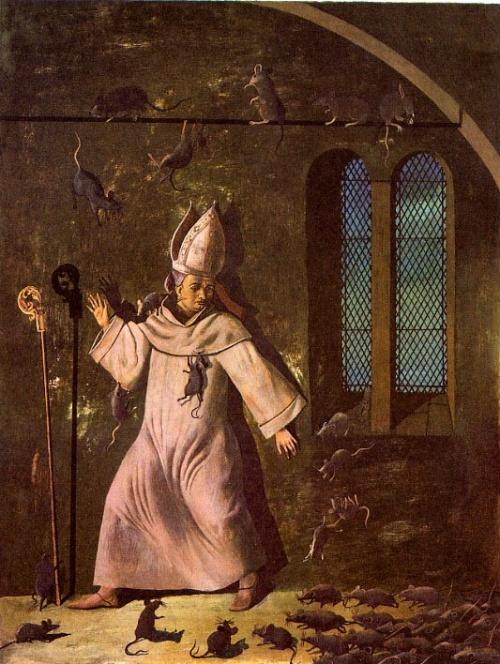 Что тут, епископ, почувствовал ты?..