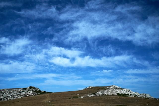 Облака над Чатырдагом