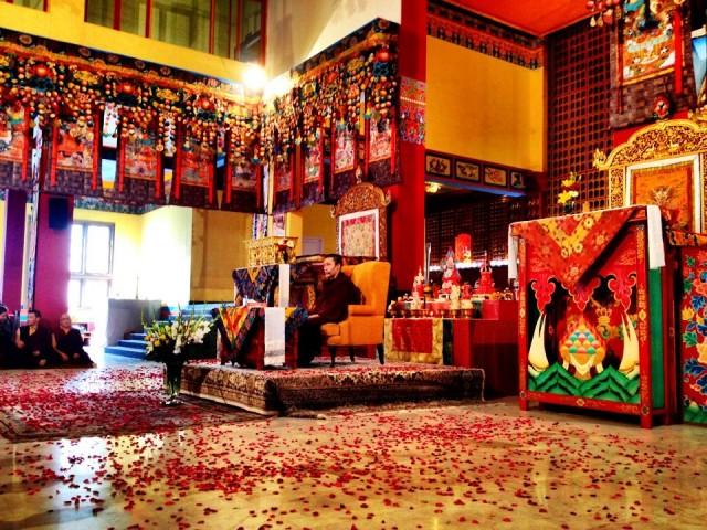 КИБИ. Буддийские учения.