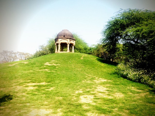 Mehrauli Archeological Park 09