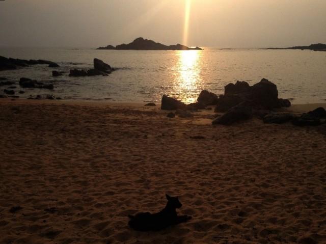 Om beach 06