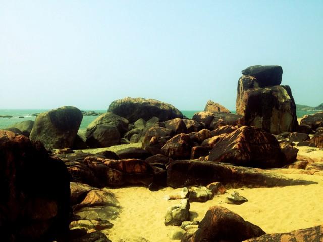 Honey Beach. 02