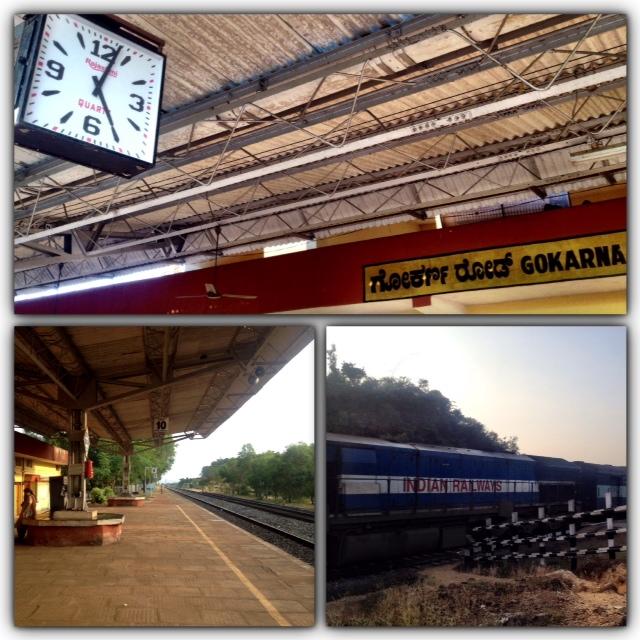 Gokarna Railway Station