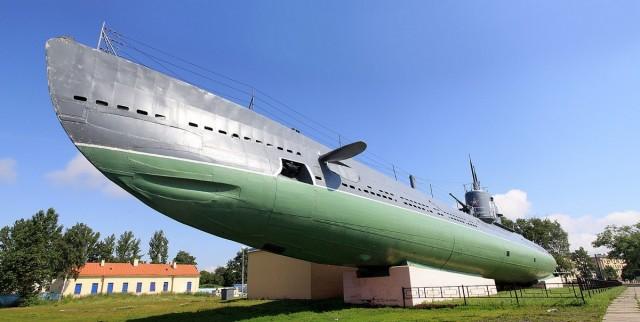 Музей подводной лодки  Д-2