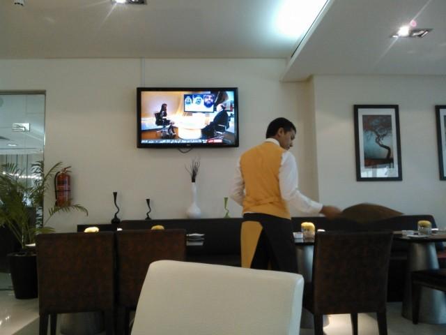 ресторан в Сафире