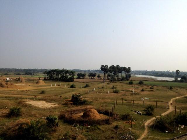 Индийский пейзаж