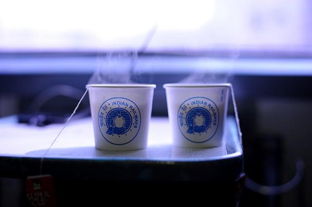 чай пять рупий
