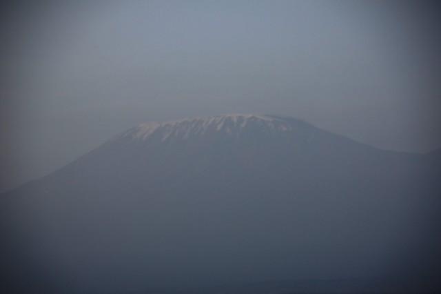 Амбосели. Килиманджаро