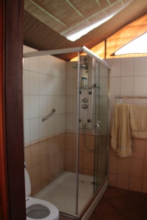 Амбосели.Ванная комната