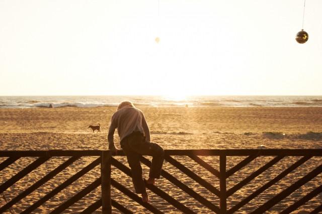 Фото-сон №3: На сансете в Гокарне 2