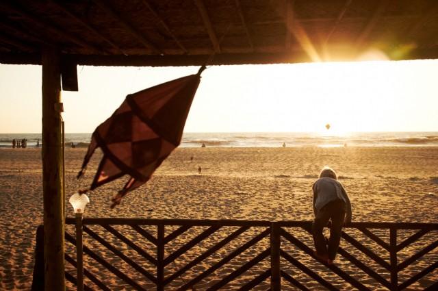 Фото-сон №3: На сансете в Гокарне 4